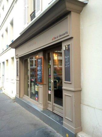 Tempero : la façade