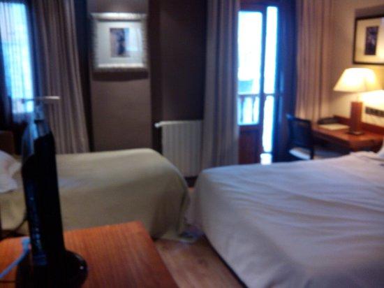 Hotel Ciria: Interior habitacion