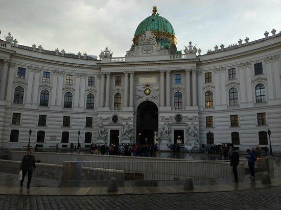 Palais Hansen Kempinski Vienna: Hofburg Palace