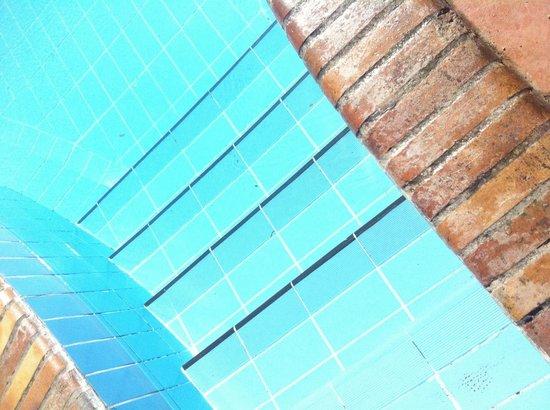 Ocean Club Hotel : Dirty swimming pool!