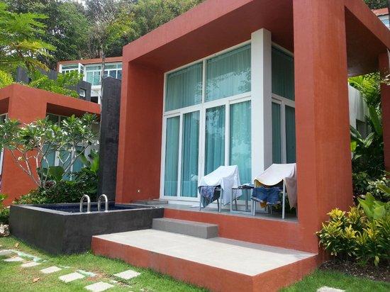 Novotel Phuket Kamala Beach : Our villa