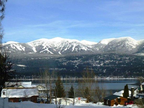 Loula's: Whitefish Lake & Big Mountain