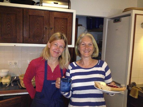 Casa Ana: Anja & Anne