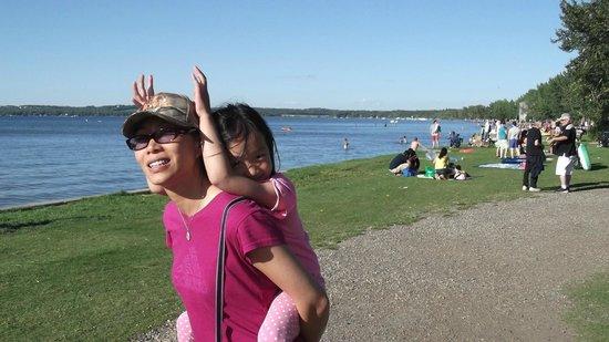 Sylvan Lake Provincial Park: Sylvan Lake, Alberta