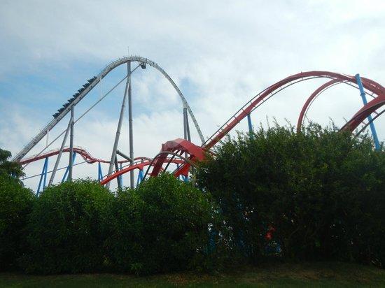 PortAventura Park: excellent parc à sensations fortes !!