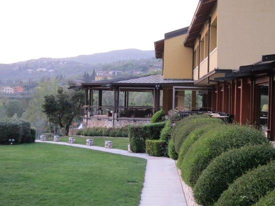 Poiano Resort Hotel: Colazione