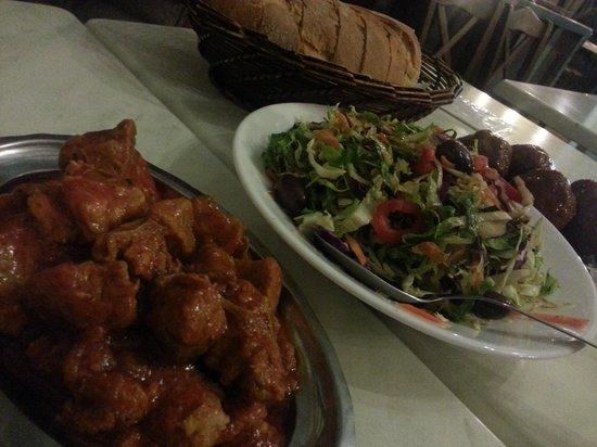 Scholarchio Restaurant : pork stew