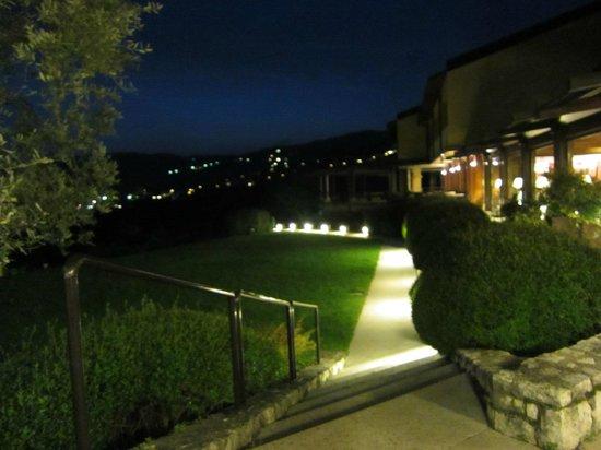 Poiano Resort Hotel: Aperitivo
