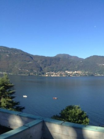 Villa Maria B&B: The view from the balcony outside the suite... Spectacular!