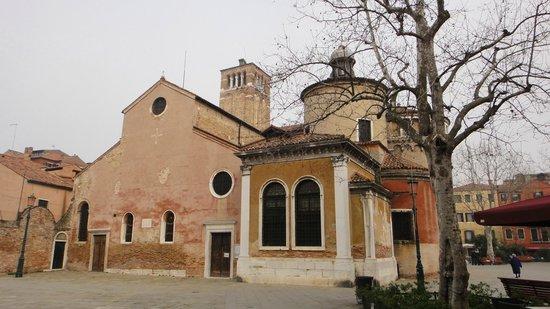 Chiesa di San Giacomo dell'Orio: the church