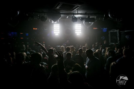 Club Prive: Party in Club Privé