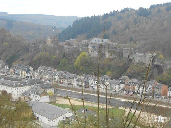 Chateau de Bouillon: burcht van bouillon