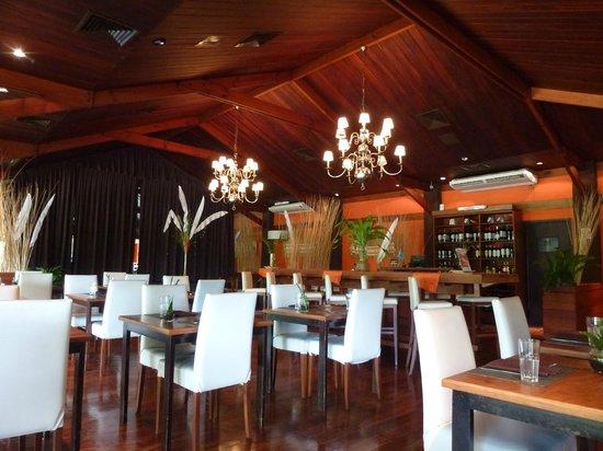 Raices Esturion Hotel : El comedor, precioso