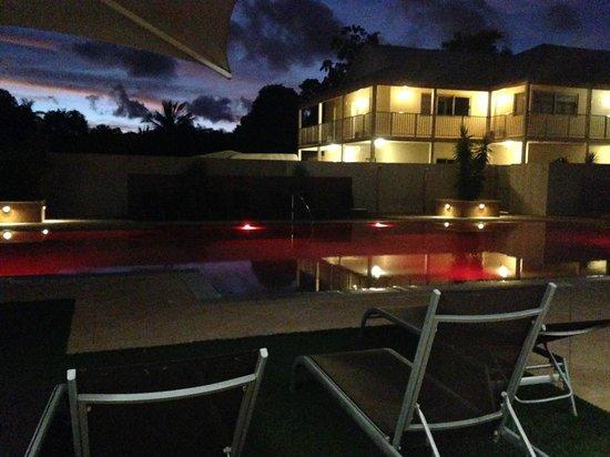 Oaks Broome : pool