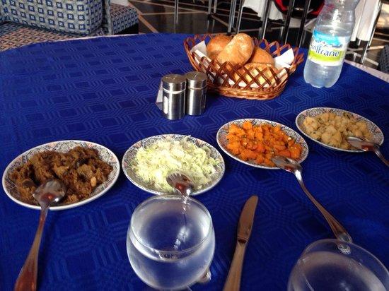 Agador Tamlelt : Maroc food