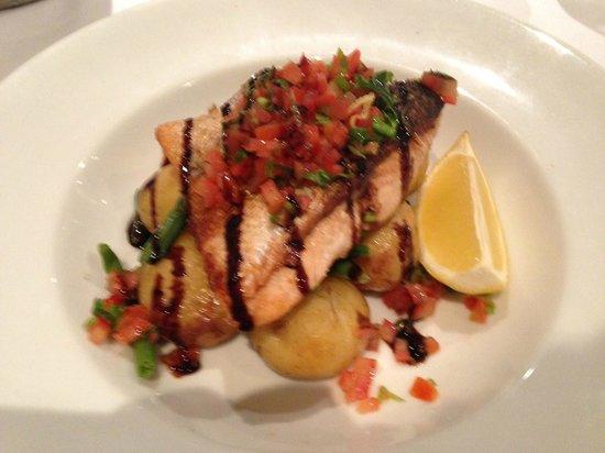 Oaks Broome : main meal