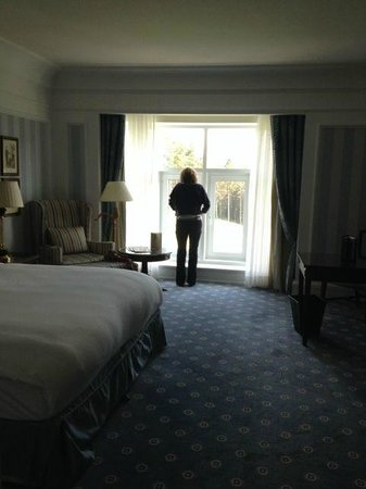 Powerscourt Hotel, Autograph Collection: Great mountain views for the big windows