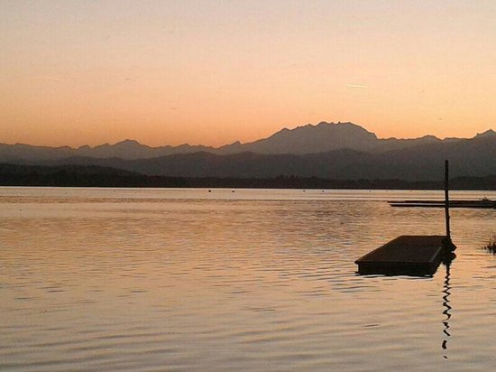 Relais sul Lago: Atmisfere incantevoli...
