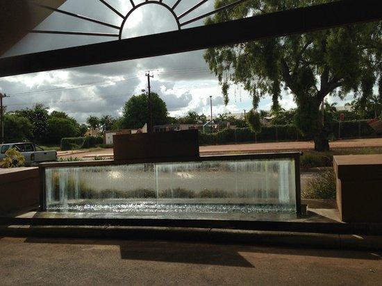 Oaks Broome : enterance