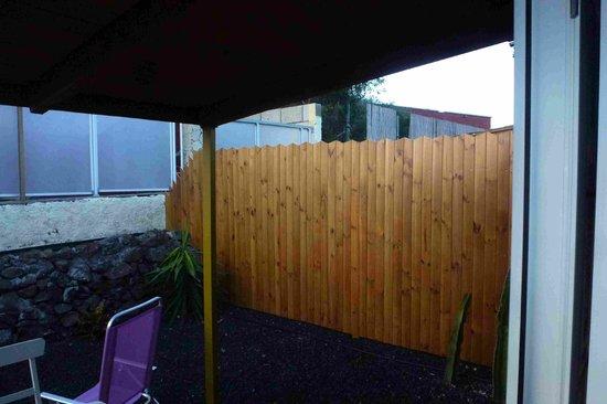 Ecovillaclub : Terrasse