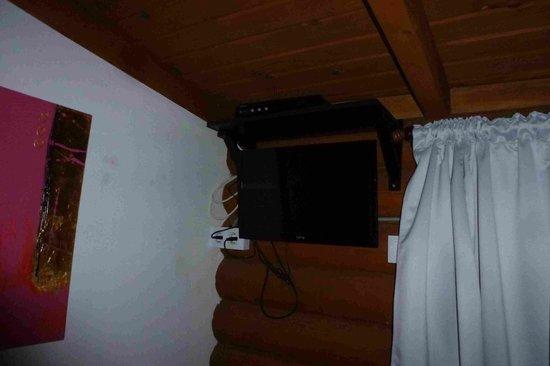 Ecovillaclub : Fernseher
