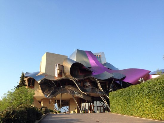 Hotel Marques de Riscal a Luxury Collection Hotel: Hotel Marqués de Riscal