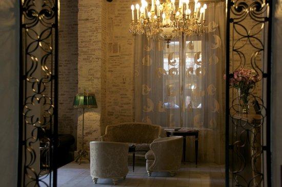 Hotel Casa 1800 Sevilla : Réception