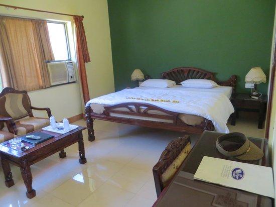 Hotel Master Paradise: nice bedroom