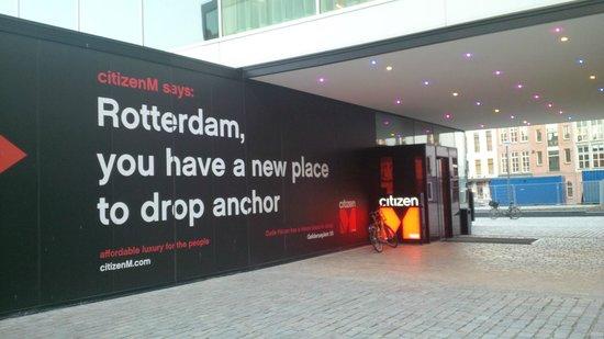 citizenM Rotterdam : CITIZEN M ROTTERDAM