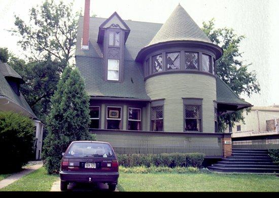 Wright Plus Housewalk: casa disegnata da Wright  3