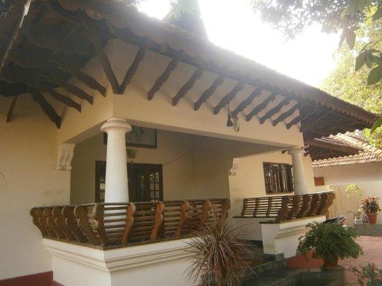 Casamaria Beach Resort: The hotel facade