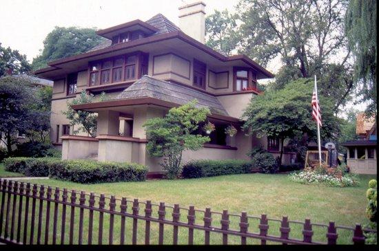 Wright Plus Housewalk: casa disegnata da Wright  2