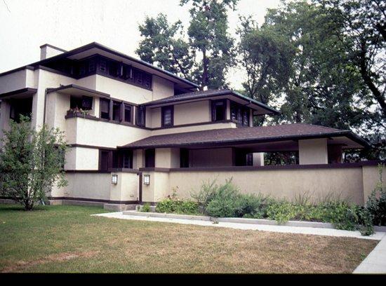 Wright Plus Housewalk: casa disegnata da Wright  6