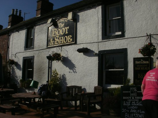 great place foto di the boot and shoe inn penrith