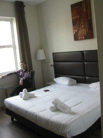 Best Western Zaan Inn: Большая, мягкая кровать
