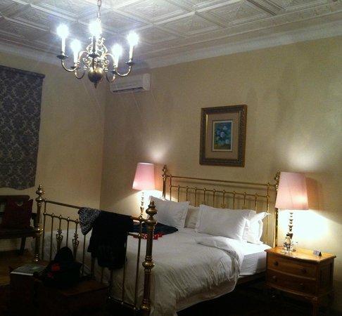 Kleinkaap Boutique Hotel: HUGE bedroom
