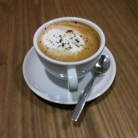 Helvellyn Country Kitchen: Cappuccino