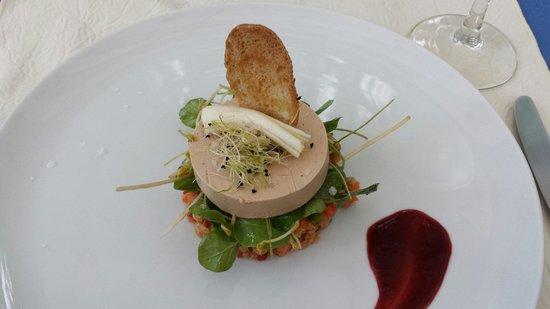 Restaurant Molino del Santo: Eendenpathe