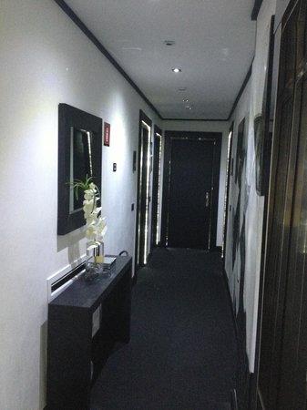 Hotel Napoleon: Corridoio primo piano