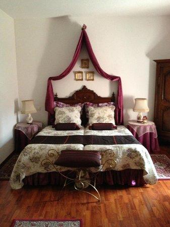 La Grange à Elise : chambre