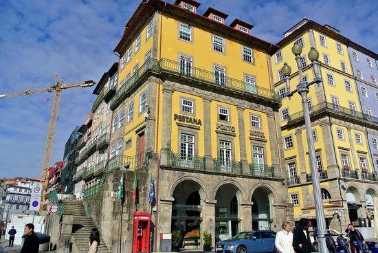 Pestana Vintage Porto: Das Hotel