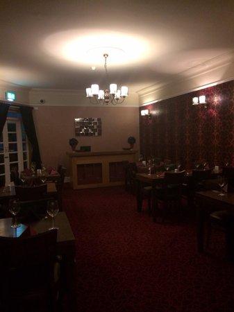 Ballycastle, UK: Restaurant