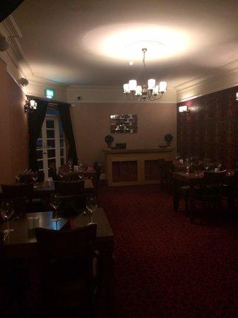 Ballycastle, UK: Our new restaurant entrance