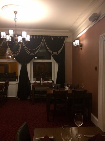 The Fullerton Arms: Restaurant