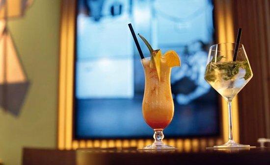 Funkhaus - Café, Bar, Restaurant: Cocktails im Funkhaus
