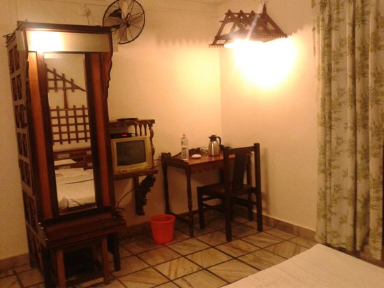 Hotel Ambadi : My deluxe room