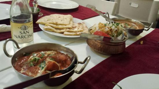 Photo of Swagatam Bar-Restaurant Hindu taken with TripAdvisor City Guides