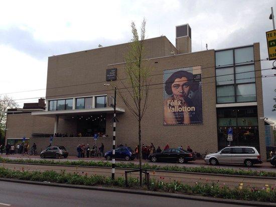 Musée van Gogh : L'esterno del museo.