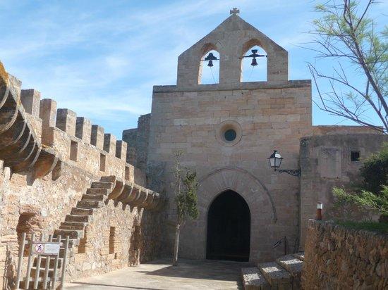 Castell de Capdepera: Chapel