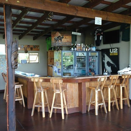 Umkhumbi Lodge : The Bar